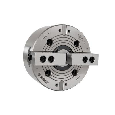 2 Jaws Open-Center CNC Power Chucks Standard Type