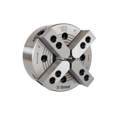 4 Jaws Open-Center CNC Power Chucks Standard Type